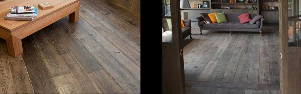 R E T R O – authentic looking antique floor