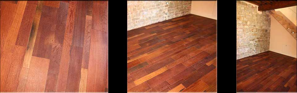 LaMadera Wine flooring